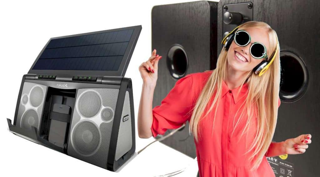 Passive-and-Powered-Speakers