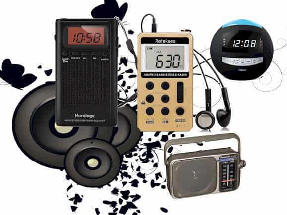 portable radios buying guide