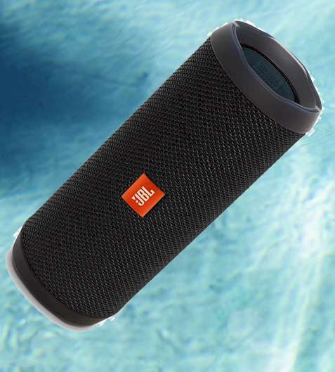 waterproofing JBL flip 4