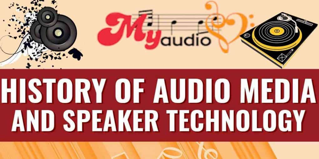 audio media and speakers