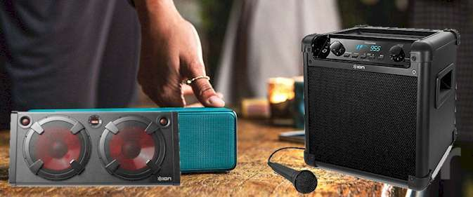 Portable Tailgate Speakers