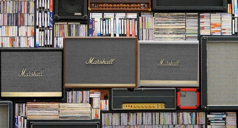 Architectures of Marshall Speakers