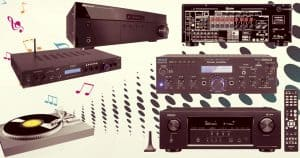 Best Stereo Receiver for Turntable