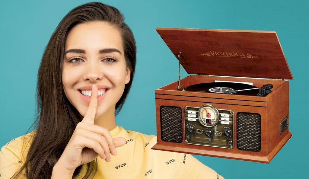 Victrola 6-in-1 Turntable Review