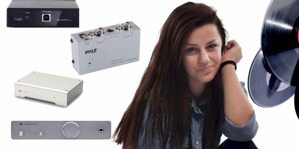 Best Preamps for Turntables