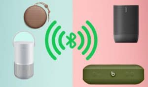 how to prevent unauthorized access to bluetooth speakers