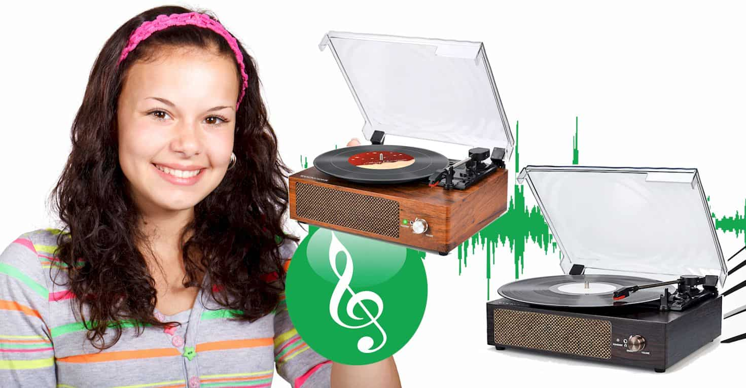 Wockoder Record Player Reviews