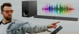 how to turn on sony soundbar without remote