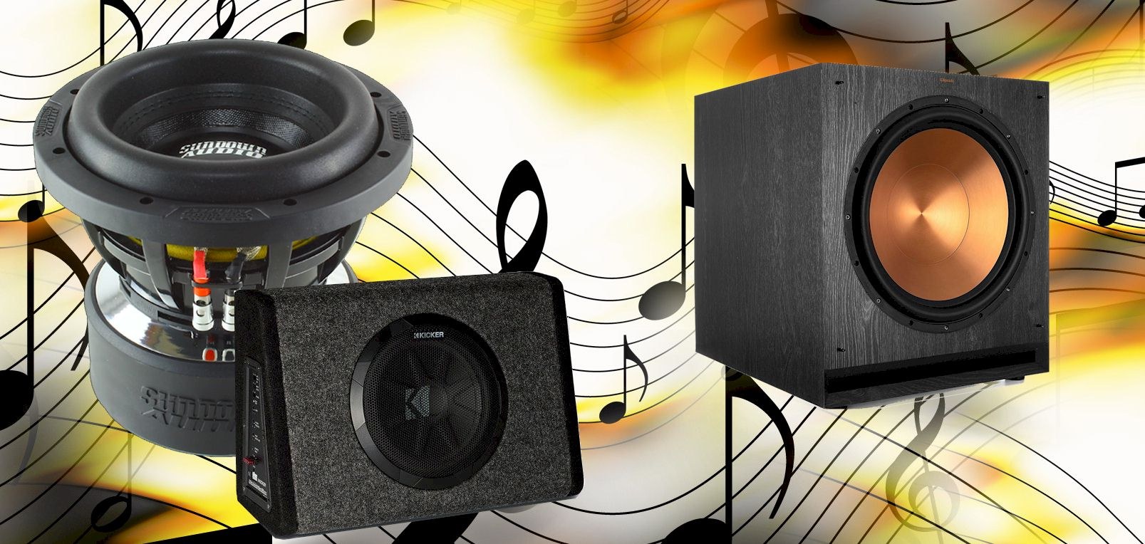 How to test subwoofer